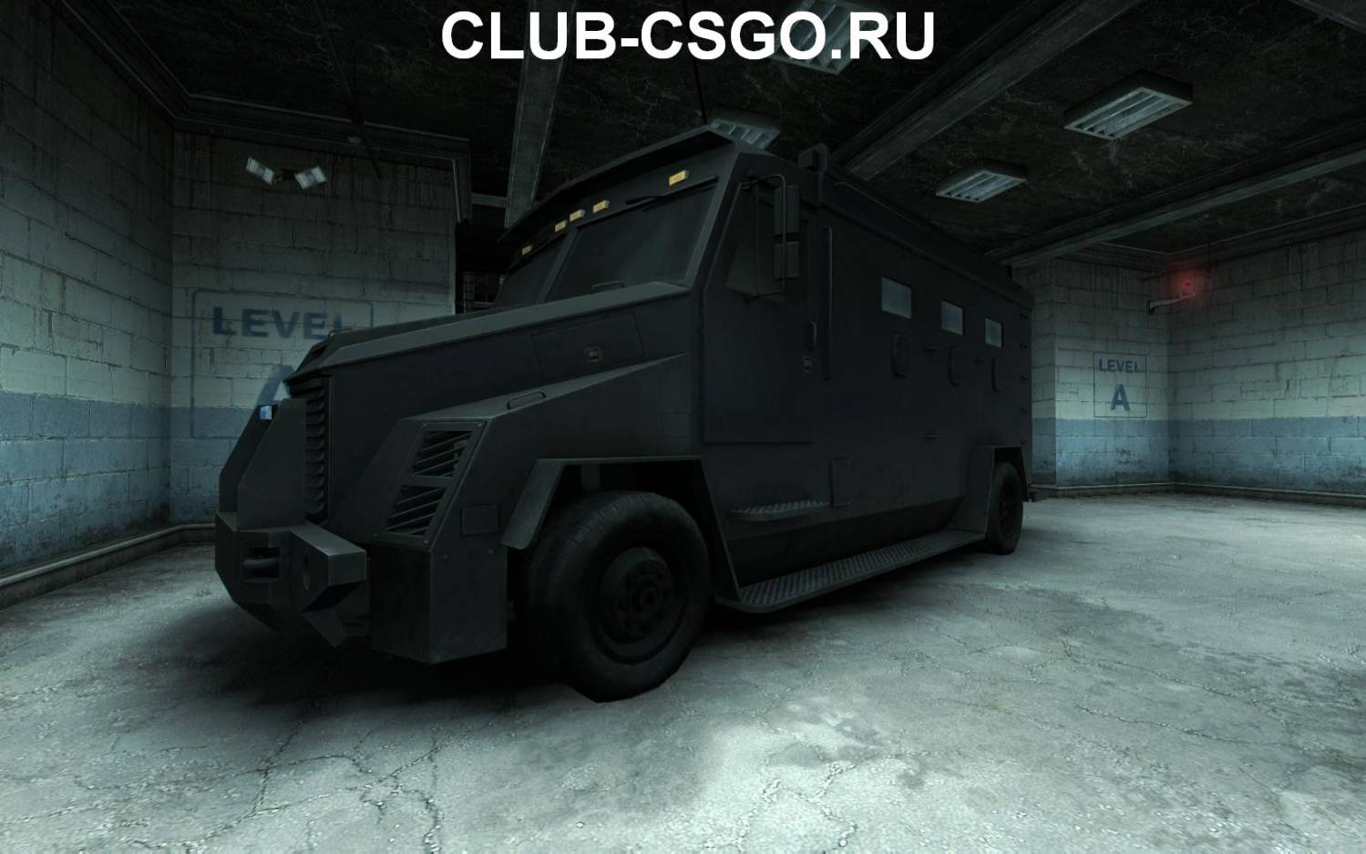 Скачать Black Enforcement Van